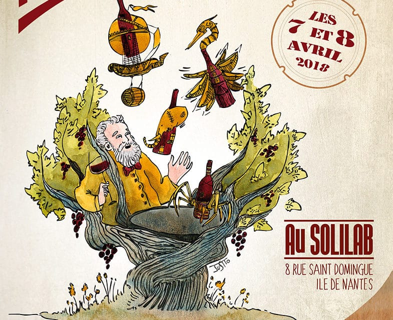 Salon des vins vivants 2018 à Nantes